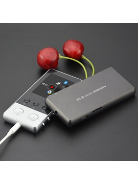 A5 Metal Bluetooth MP3 1.8-inch HD HiFi Stereo Music Player