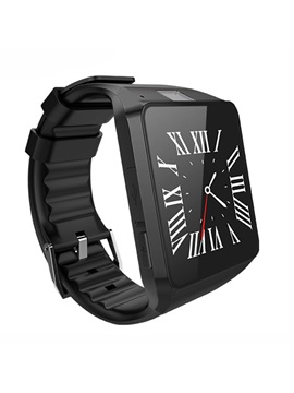 Smart Watch Android Support SIM TF Card Phone Call 1.54 Screen 1.3MP Camera Smartwatch for Samsung Android Phone