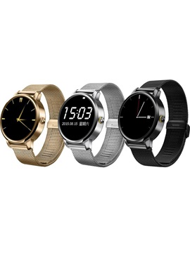 V360 Bluetooth Smart Watch Color Touchscreen Waterproof Sports Heart Rate Monitor
