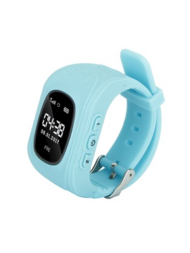 Newest Smart Baby Watch Q50 Kid Safe GPS Watch Wristwatch SOS Call Location Finder Locator Tracker for Child Anti Lost Monitor