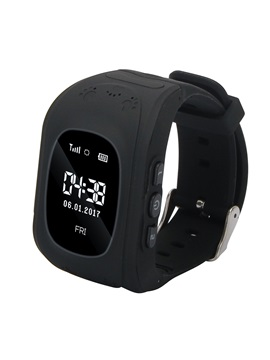 Q50 Smart Kids Watch GPS SOS Call Location Finder Locator Tracker for Child Anti Lost Monitor