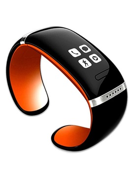 Smart Band for Women L12S OLED Bluetooth Smart Watch with Call Reminder for iPhone Samsung