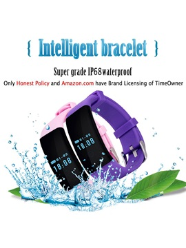 D21 Smart Watch Band Heart Rate Monitor Waterproof for iPhone Android