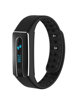 HB02 Smart Watch Band with NFC IP67 Waterproof Heart Rate Monitor for iPhone Android