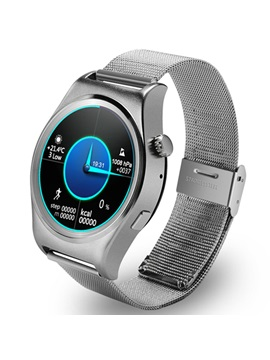 X10 Circular Screen Smart Watch for IOS/Android