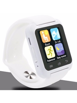 U9 Support Voice-control Smart watch for IOS/Android