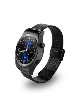 X10 Bluetooth Smart Watch with Camera Heart Rate Monitor for iPhone Android Phones