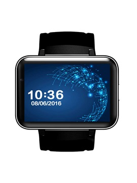 DM98 2.2-inch HD Camera Smart Watch Phone Dual Core 512MB+4GB GPS Wifi 3G SIM Smartwatch Phone