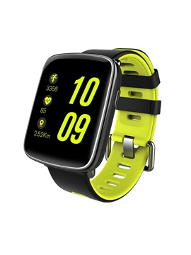 GV68 Smartwatch IP68 Waterproof Swim Call Heart Rate Monitor Remote Camera Smart Watch for IOS Android
