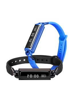 DB02 Waterproof Bluetooth Bracelet Support Message/Call Reminder for IOS & Android Cellphones