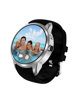 ImacWear W2 Smartwatch Waterproof 8GB Support Heart Rate/Camera/Google/Weather/GPS