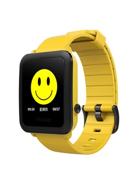 WeLoop XH3 Smart Watch Touch Screen Support Heart Rate Tracker for Apple/Samsung/Sony