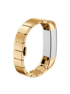 Fashionable Stainless Steel Smart Watch Band for Fitbit Alta