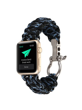 Nylon Rope Fashion Style Smartwatch Strap for 38mm/42mm Apple Iwatch Smart Watch Tech