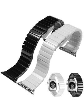 Ceramic Strap for 38mm/42mm Iwatch Series 2 Smartwatch Tech