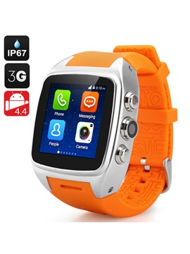 Pop M7 Smartwatch Phone Waterproof Android Smart Watch Support SIM-card & GPS