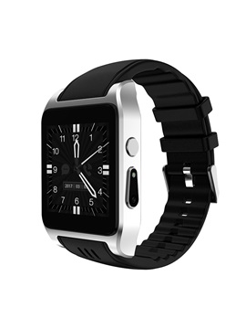 X86 Android Smart Watch Phone Resistant Water Activity Hearth Rate Monitor Support SIM-card & GPS