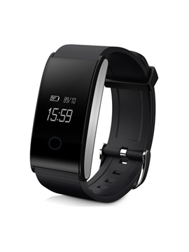 A58 Smart Watch Band IP68 Waterproof Blood Pressure Oxygen Heart Rate Monitor for Android IOS
