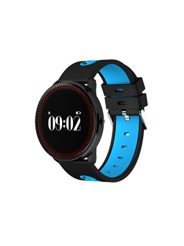CF007 Bluetooth Smart Watch Waterproof Heart Rate Monitor for Apple Android Phones
