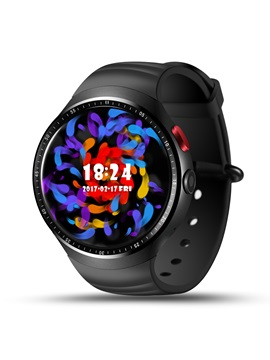 LEMFO LES1 Android Smart Watch Phone with Camera 1GB+16B Heart Rate Monitor Support Wifi/GPS/SIM