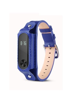 Xiaomi Mi Band 2 Strap Replacement,Genuine Leather Soft Band