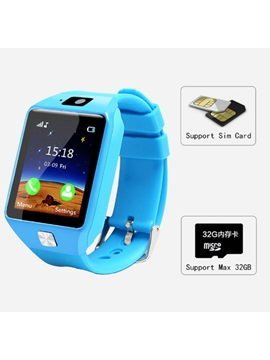DZ09 Child Phone Smart Watch with GPS Best Thanksgiving Gifts for Kids