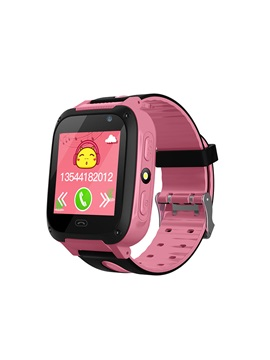 V6 Waterproof Phone SmartWatch SOS Call LBS Locator Support Camera SIM Card for Children Kids Security