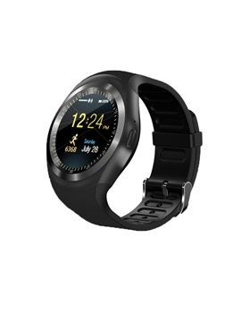 Y1 Smart Phone Watch Touch Screen Support Micro SIM Card with Bluetooth Camera Outdoor Sport Fitness for IOS Android