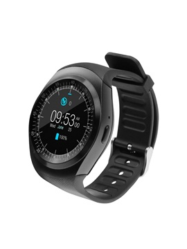 Y1 Smart Watch Touch Screen Support Micro SIM Card with Bluetooth Camera Fitness Tracker for IOS Android