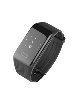 K1 Waterproof Smart Wristband Bracelet Dynamic Heart Rate Monitor Sport Fitness Tracker for iOS&Android