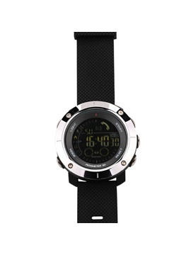 EX36 Bluetooth Smart Watch 5ATM Waterproof Wristwatch Outdoor Sports Fitness Tracker for iOS Android Phone