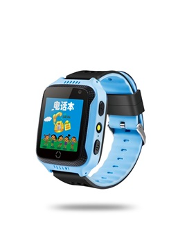 M05 Kids SmartPhone Watch 1.44' Touch Screen with Camera Lighting GPS Location SOS Call Remote Monitor
