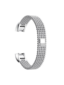 For Fitbit Alta Replacement Bands Stainless Steel Metal Strap