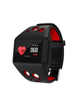 X9 Bluetooth Smart Band Fitness Tracker Call Reminder with Cool Shape