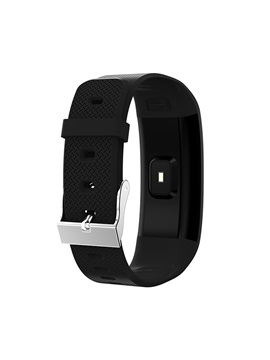 N86 Fitness Tracker IP86 Waterproof Smart Bracelet Blood Pressure Monitor
