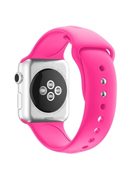 Silica Gel iWatch Bands for 38mm or 42mm Apple Watch