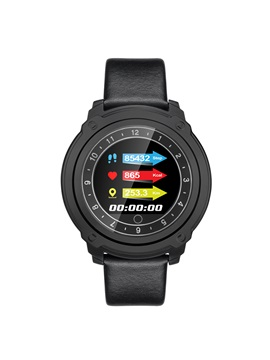 CD10 Smart Watch Dynamic Heart Rate Blood Pressure Monitor Fitness Tracker