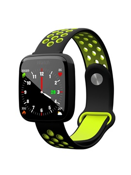 Android IOS Square Touch-Screen Silicon Smart Watches