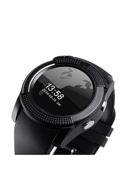 Smart Watch Full Rround Screen Phone Card Watch Support Sports