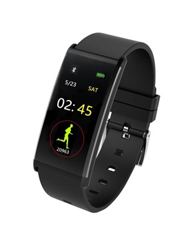 Touch-Screen Silicon Push Message Smart Bracelet