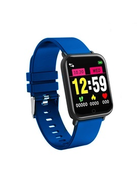 Sleep Tracker Touch-Screen Silicon Smart Wristbands