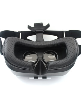 G-02 3D Virtual Reality Glasses Video Movie Game Box for 4.5-6.0 Inches Smartphones