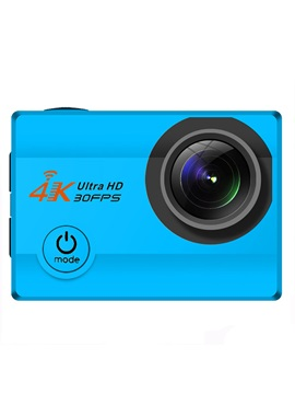 POWPAC 4K Action Video Camera Waterproof Sports Camera