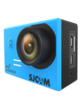 SJCAM SJ5000X Action Camera WiFi 4K Sports DV 2.0 LCD Waterproof Sports Video Camera
