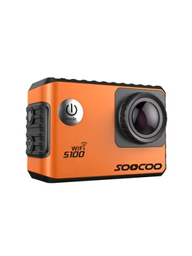 SOOCOO S100 Action Camera 4K WiFi Full HD 1080P 30M Waterproof Diving Sports DV