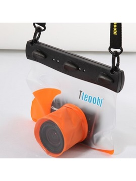 Tteoobl T-508L 20M Waterproof Bag Underwater Diving Camera Housing Case Pouch Dry Bag for DLSR