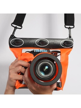 Tteoobl Waterproof Dry Bag Underwater Diving Camera Housing Case Pouch for DSLR SLR Cameras