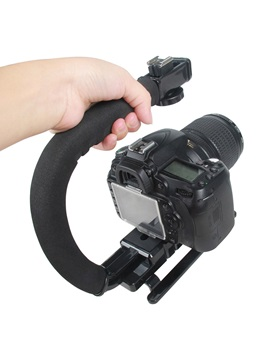 Portable U-type Low-beat Video Hold for Home DV Devices
