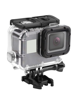 Housing Case for GoPro Hero 5 Transparent Waterproof Case Diving Protective Housing for Go Pro Hero5