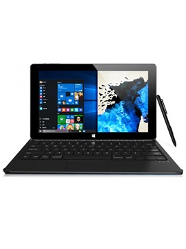 CUBE iwork11 Stylus Tablet PC Quad Core 4GB+64GB Dual Boot Windows10 / Android 10.6 Inch Tablet